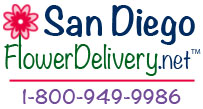San Diego Flower Delivery